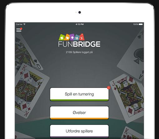 Bridgespill på nettet som du kan laste ned gratis