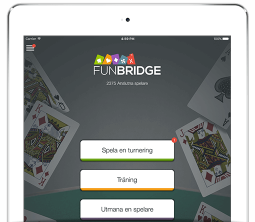 Bridgespel online - gratis att ladda ned